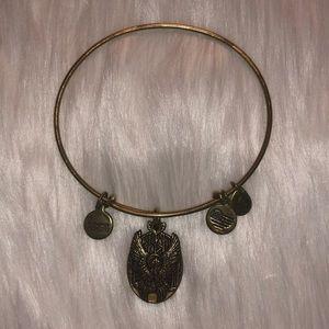 "Alex and Ani ""Guardian of Love"" bracelet"